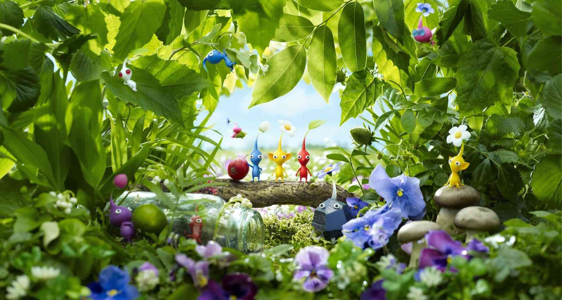 Pikmin 3 Wii U Review Those Cute Little Creatures Are Back