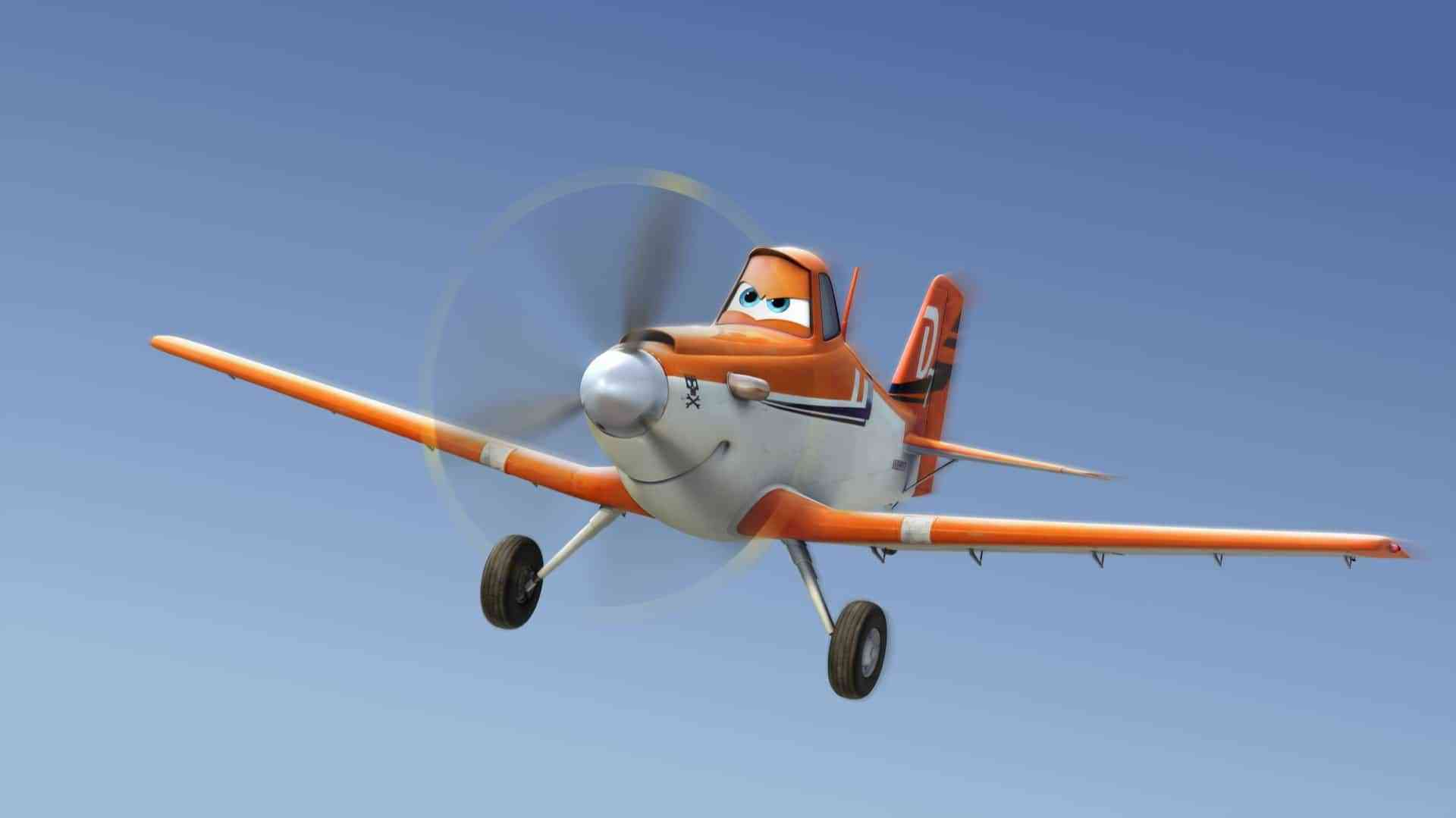 Disney Planes (Wii U) Review - Flying the Friendly Skies