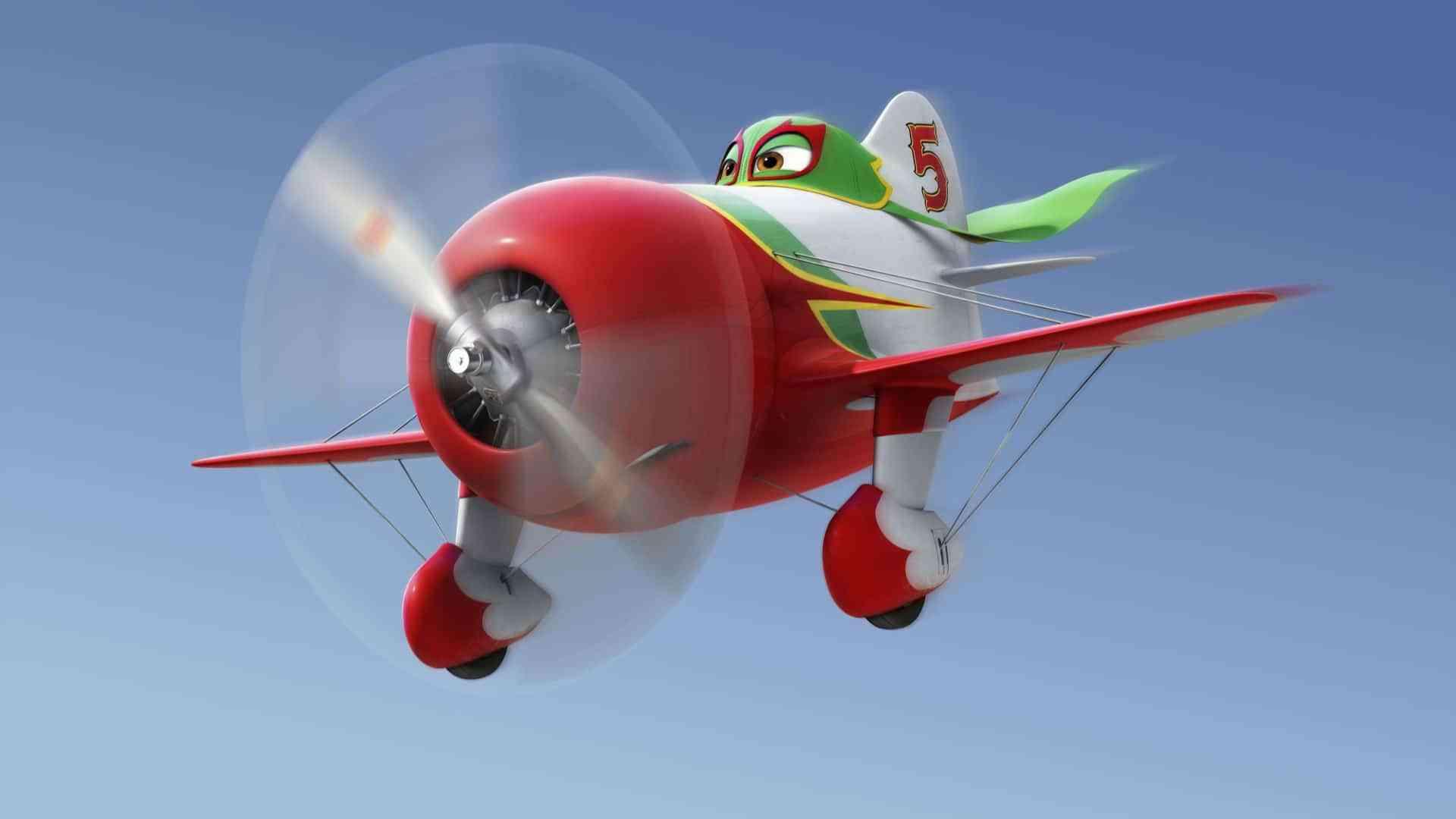 Canadian Online Gamers 187 Disney Planes Wii U Review Flying The Friendly Skies