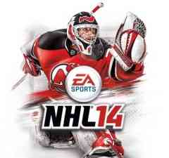 NHL 14 Cover Martin Brodeur (featured BIG or small)