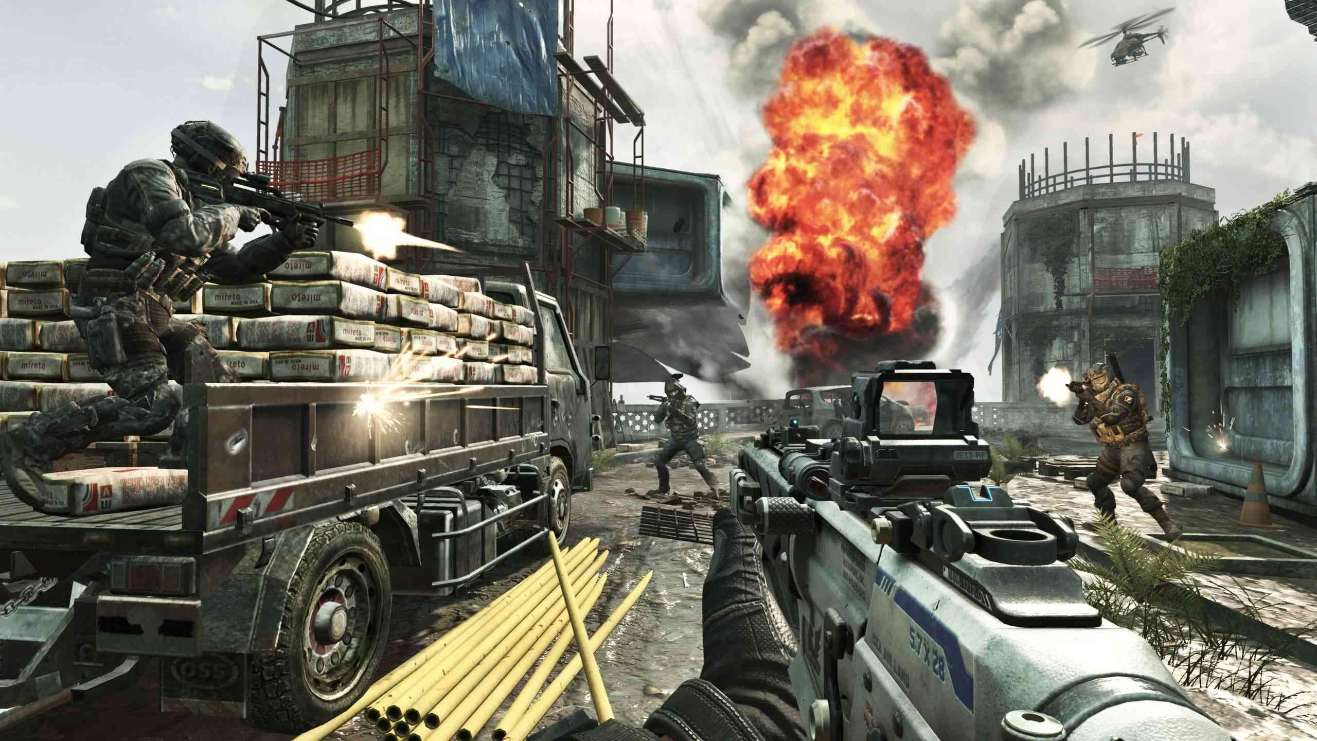 Call of Duty Black Ops II Sony PS3 Game | Playstation ...