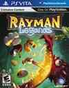 Rayman Legends PS Vita boxart