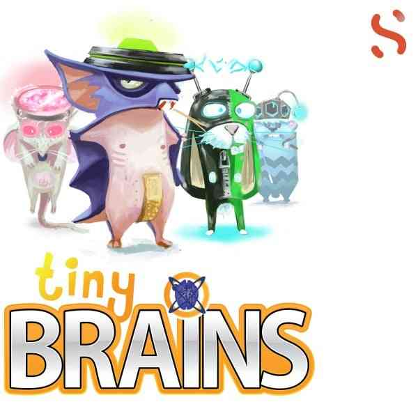 TinyBrainsLogo_withCharacters