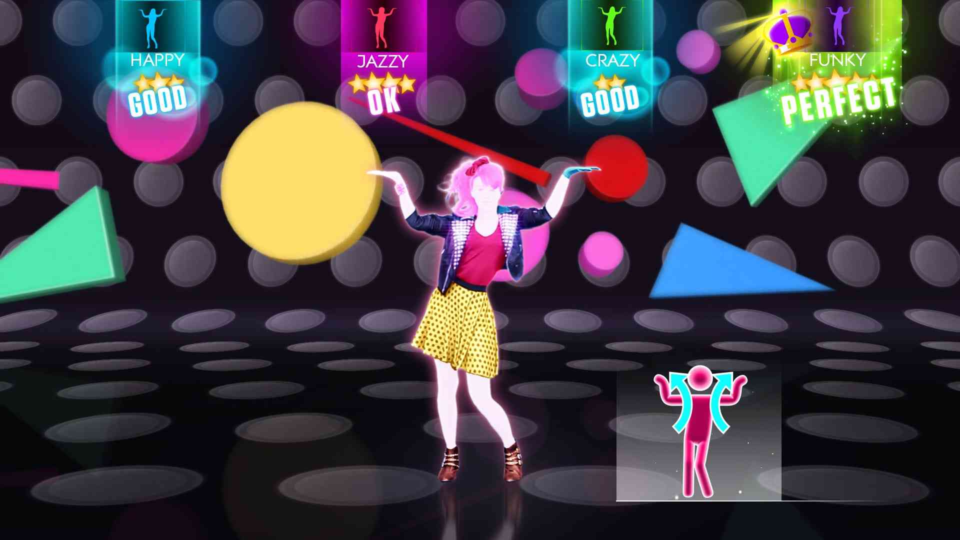 Canadian Online Gamers 187 Just Dance 2014 Wii U Review Who Has Moves Like Jagger