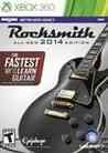 Rocksmith 2014 boxart