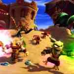 Skylanders SWAP Force_Survival Mode_Hoot Bomb (Hoot Loop_Stink Bomb) and Stink Loop (Stink Bomb_Hoot Loop)