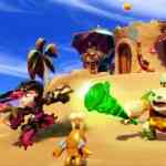 Skylanders SWAP Force_Survival Mode_Roller Brawl and Zoo Lou