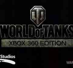 World of Tanks Xbox 360 logo for articles