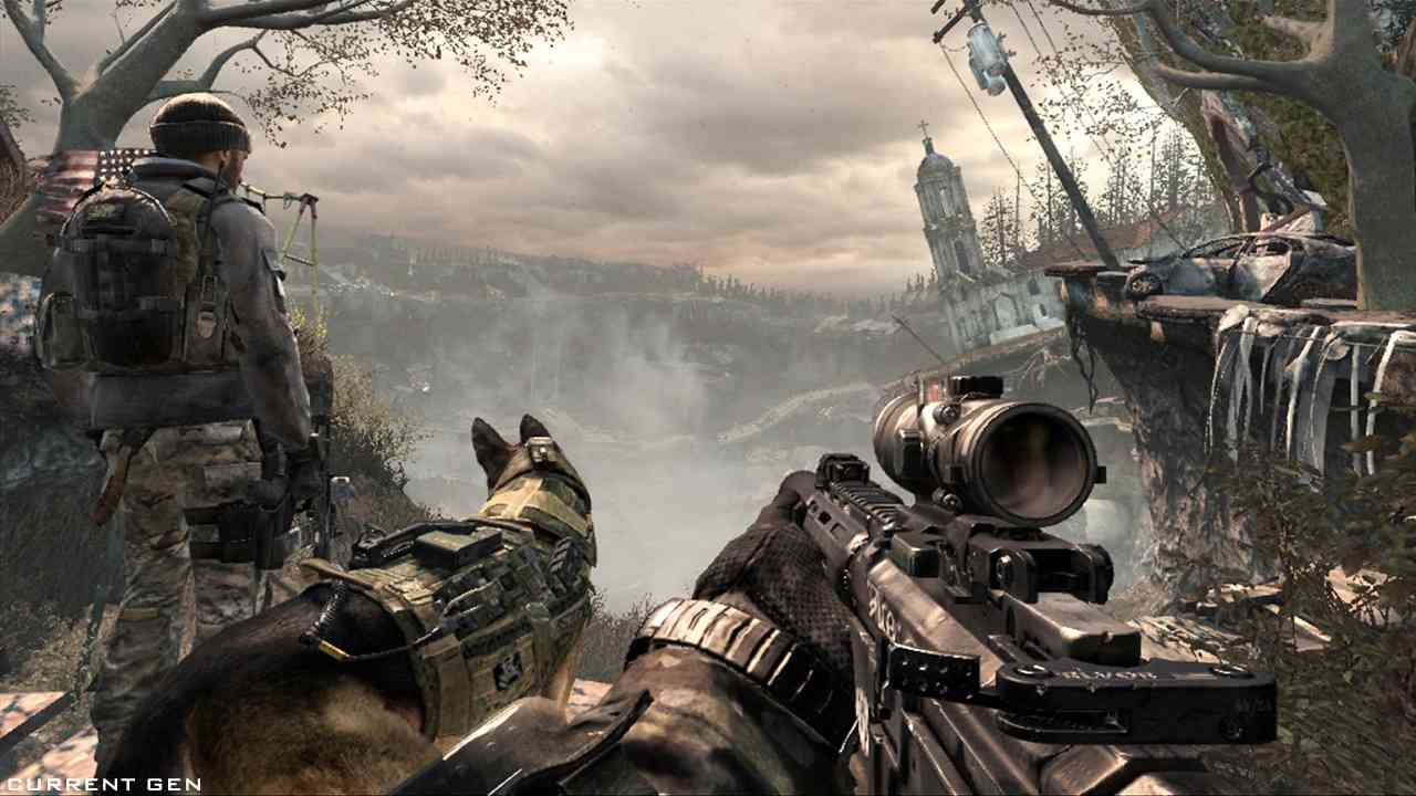 call of duty ghosts xbox 360 review u2013 sure it u0027s more of the