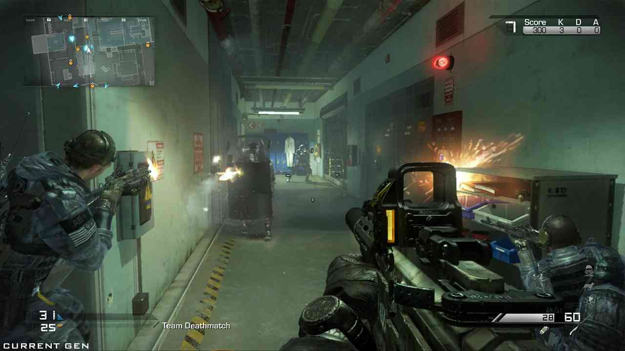 Canadian Online Gamers 187 Call Of Duty Ghosts Xbox 360 Review Sure It S More Of The Same Old