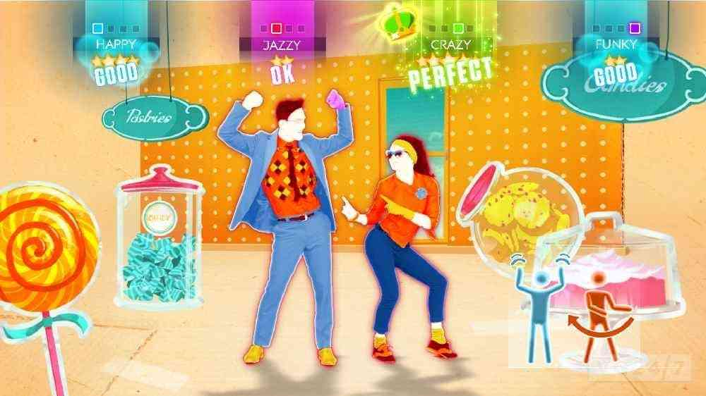 how to play just dance on xbox one with kinect