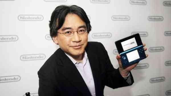 Nintendo Switch miyamoto reflects