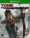 Tomb Raider Definitve Ed Xbox One boxart