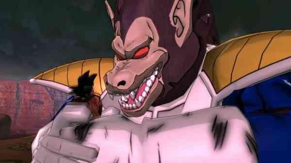 Dragon Ball Z Funny Games #8
