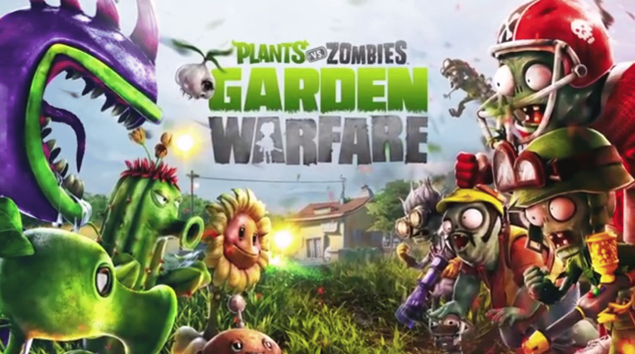 Canadian online gamers plants vs zombies garden warfare xbox one review a refreshing for Plants vs zombies garden warfare 1