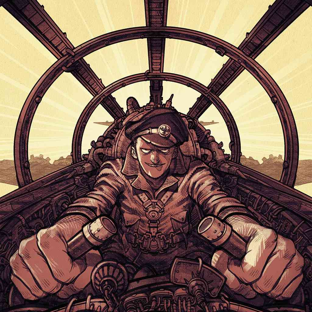 LUFTRAUSERS Available Today for PS3, PlayStation Vita, PC