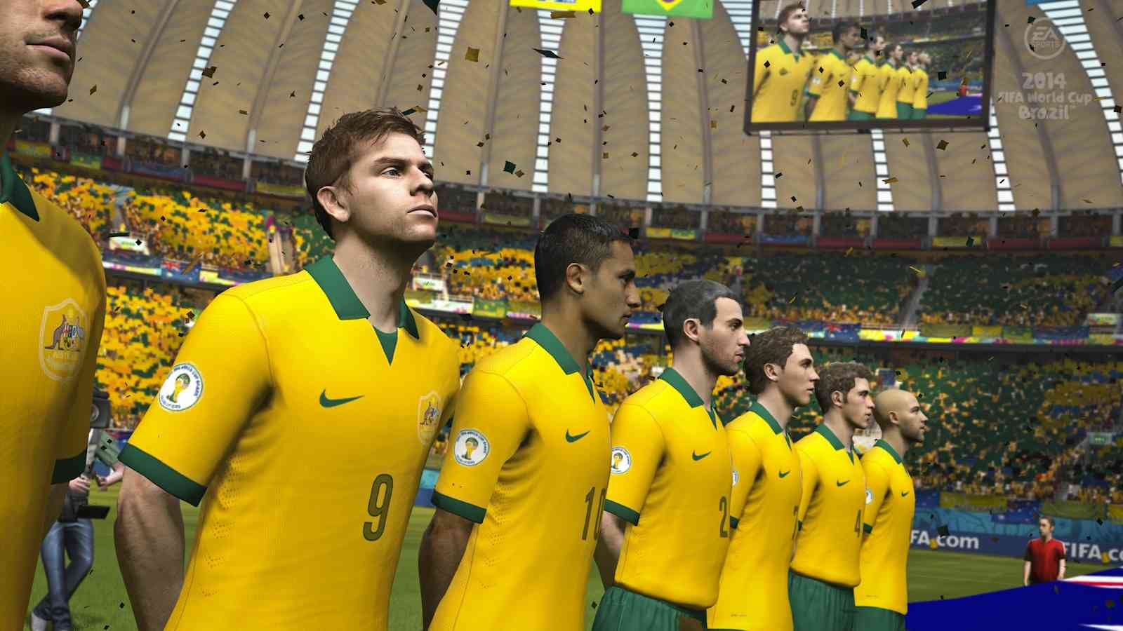 Canadian Online Gamers 187 2014 Fifa World Cup Brazil Xbox