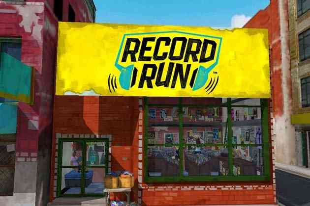 Harmonix's Free-To-Play Rhythm-Runner, Record Run, Now ...