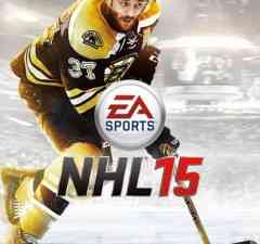 NHL 15 cover athlete unveiled