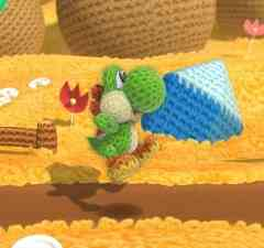 Yoshis Wooly World E3 preview 1