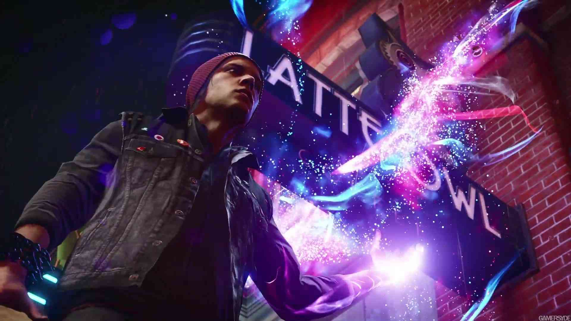 pics photos hd infamous second son wallpaper