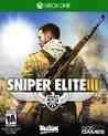 Sniper Elite III boxart (xbox one)