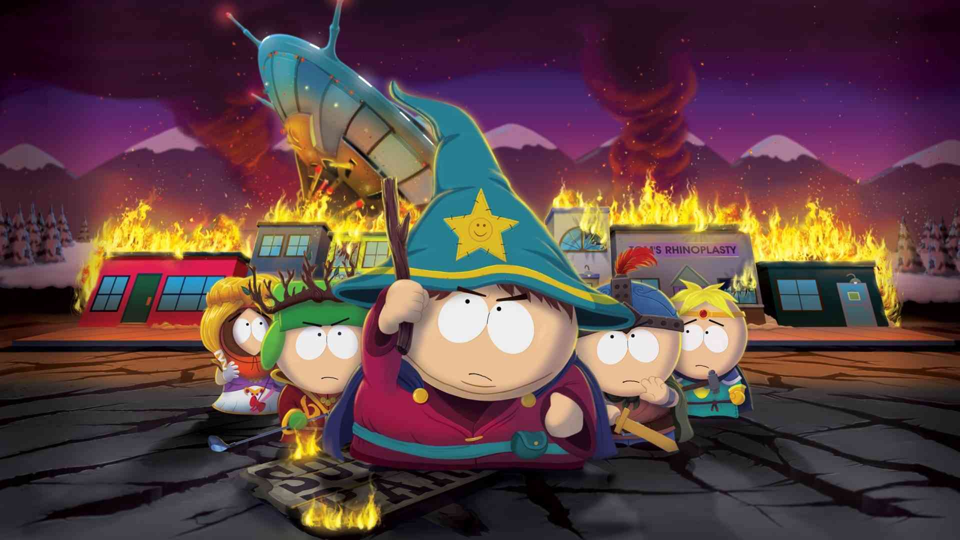 Canadian Online Gamers 187 South Park Stick Of Truth Hd