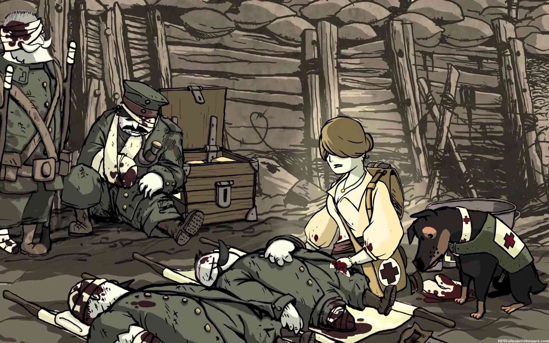 [gamegokil] Valiant Hearts The Great War Single Link Iso Full Version
