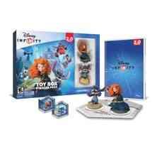 Disney Infinity 2.0 TOY BOX set featured SMALL