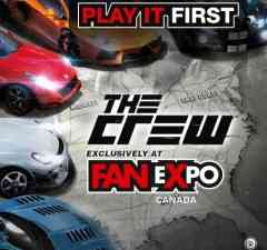 Fan Expo The Crew