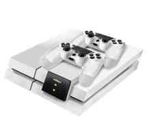 PS4 White Modular Charge Station featured