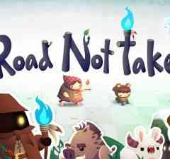 Road NOt Taken featured 2