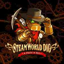 SteamWorld Dig featued small