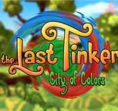 The Last Tinker City of Colours featured small