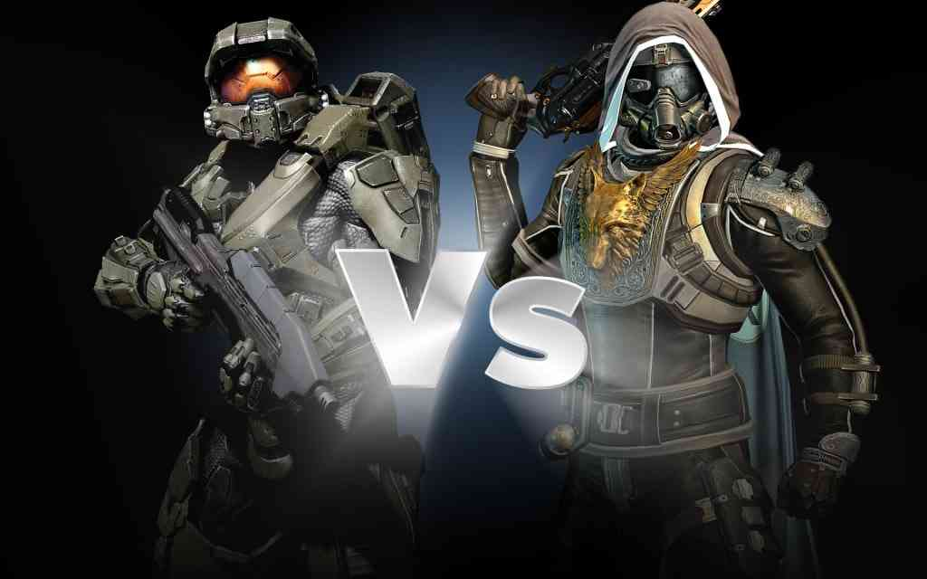 let�s discuss� first person shooter combat in destiny vs