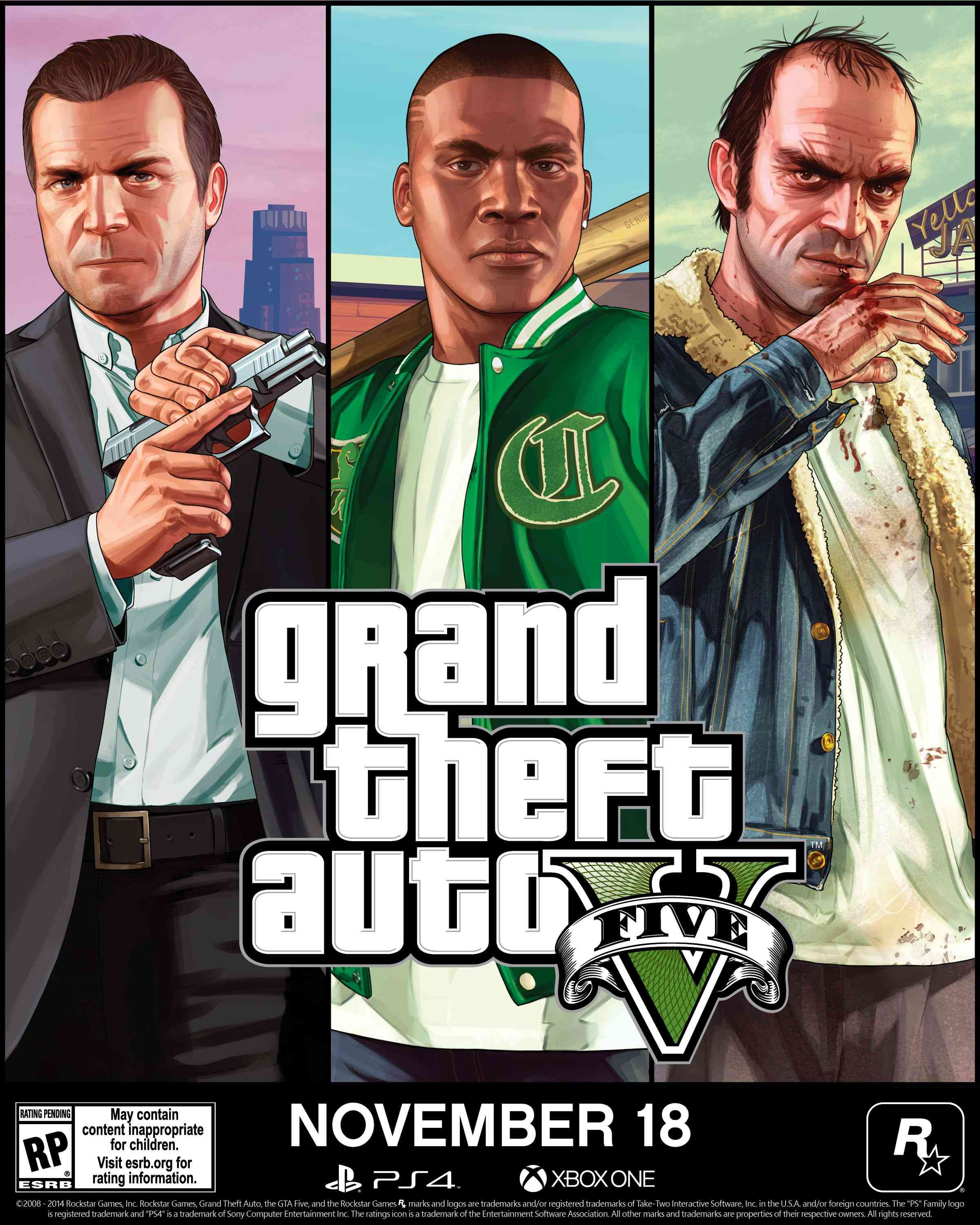 Grand theft auto 5 pc release date in Perth