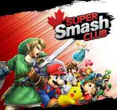 Nintendo of Canada Super Smash Club 1