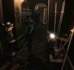 Resident Evil remake featured misc