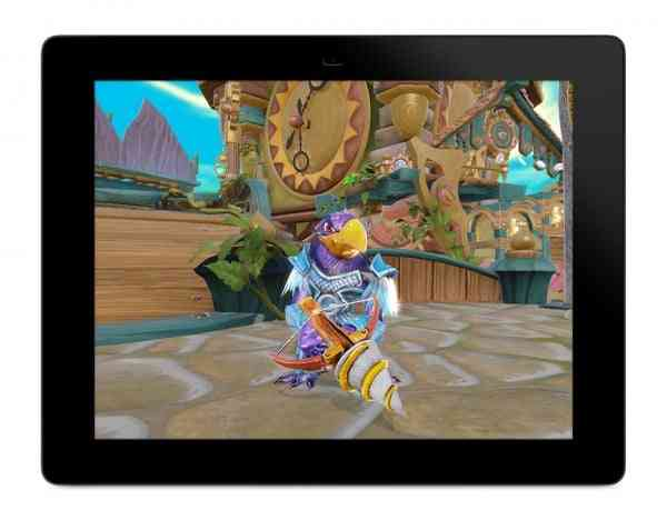 skylanders trap team ipad