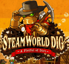 SteamWorld Dig WiiU featured