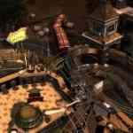 The Walking Dead Pinball - Backdrop