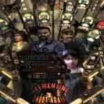 The Walking Dead Pinball - Playfield Art