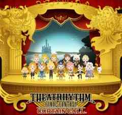 Threatrhythm Final Fantasy Curtain Call featured
