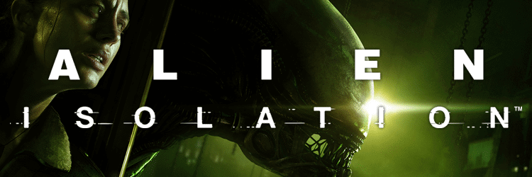 Canadian Online Gamers 187 Alien Isolation Banner