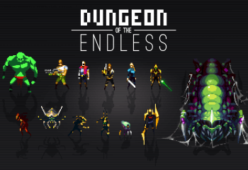 Dungeon Of The Endless featured 2