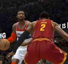 NBA Live 15 Screen 1