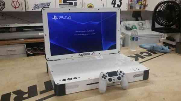 how to set playstation 4 up to laptop
