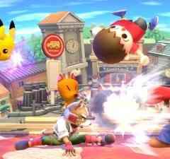 Smash Bros for Wii U
