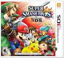 Super Smash Bros_3DS_Box Art for featured