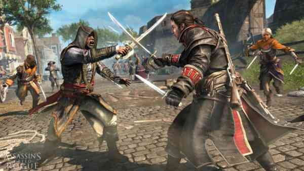 Assassin's Creed Rebel Collection Exclusive to Switch